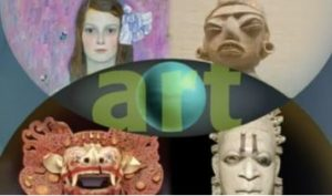 Art Through Time A Global View Online Course Series