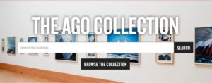 Art Gallery of Ontario Online Collection