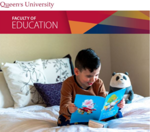 Queens Faculty of Education Arts and Literature Teacher Resources